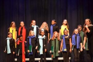 Strand Children's Choral Ensemble Aug- Nov
