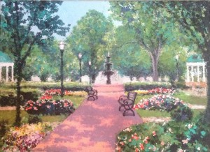 <i>Glover Park</i><br /> by McKenzie Snow<br /> <i>$850</i>