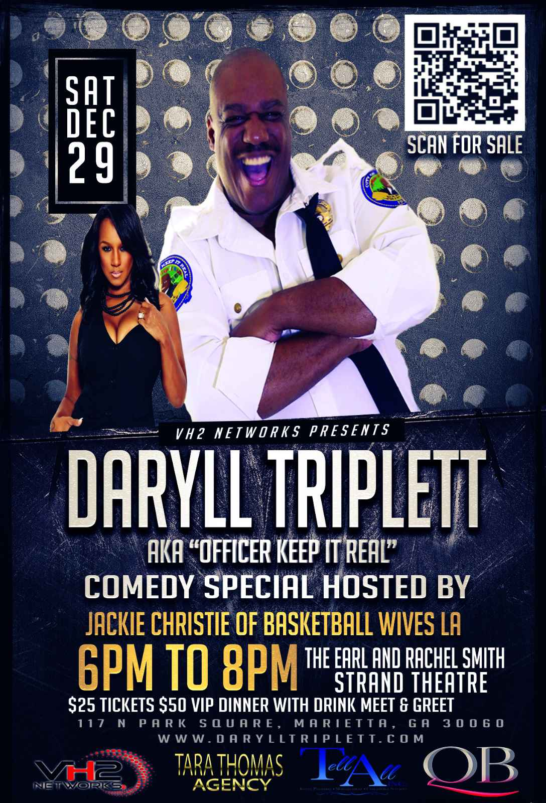 Vh2 Networks Presents Officer Keep It Real With Officer Daryll